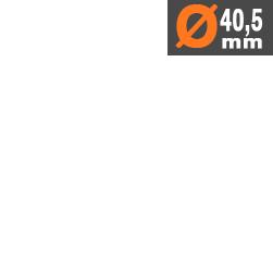 Ø40,5mm