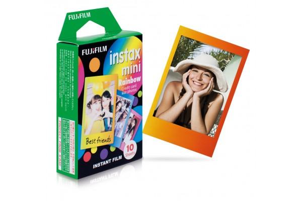 Fujifilm Instax Mini filmRainbow