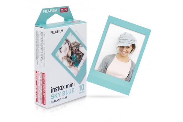 Fujifilm Instax Mini Film Skyblue