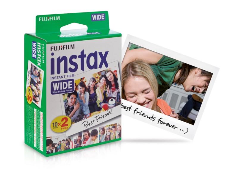 Fujifilm Instax Wide film 20 pak