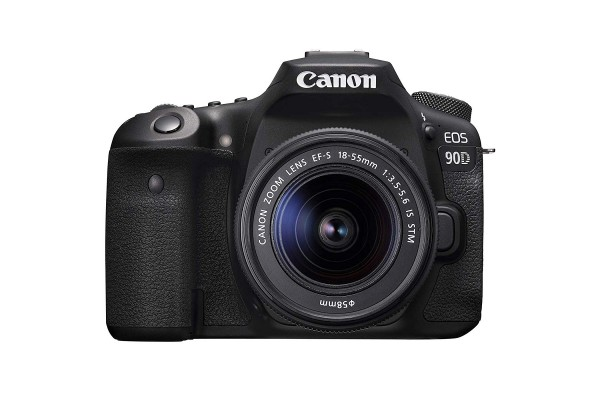 Canon EOS 90D - 18-55mm IS STM