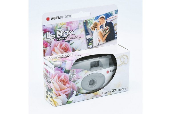 AGFA Photo Lebox 400 27 Wedding Flash Engangkamera