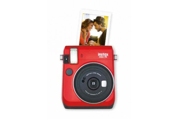 Fujifilm Instax Mini 70 Passion Red