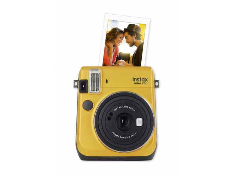 Fujifilm Instax Mini 70 Canary Yellow