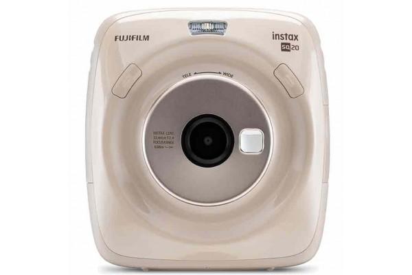 Fujifilm Instax SQ20 Beige