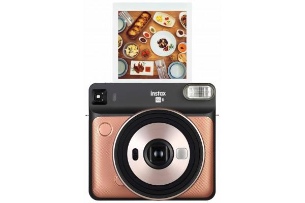 Fujifilm Instax SQ6 Kobber/Gold
