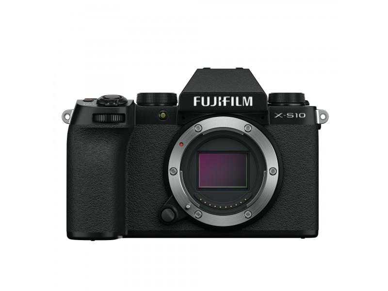 Fujifilm X-S10 Hus + XF 55-200mm