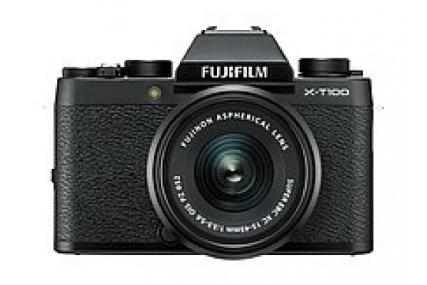 Fujifilm X-T100 + XC15-45mm OIS PZ Sort