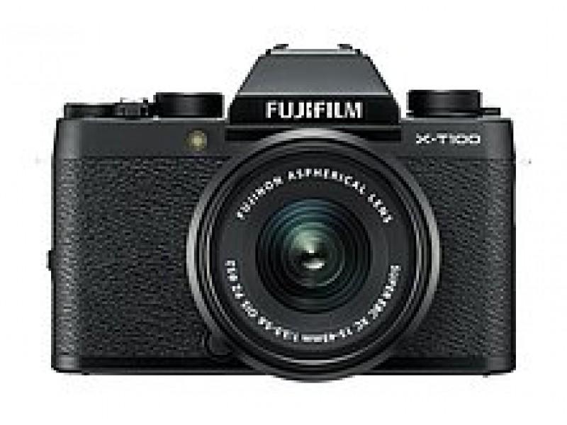 Fujifilm X-T100 + XC15-45mm OIS PZ Sort
