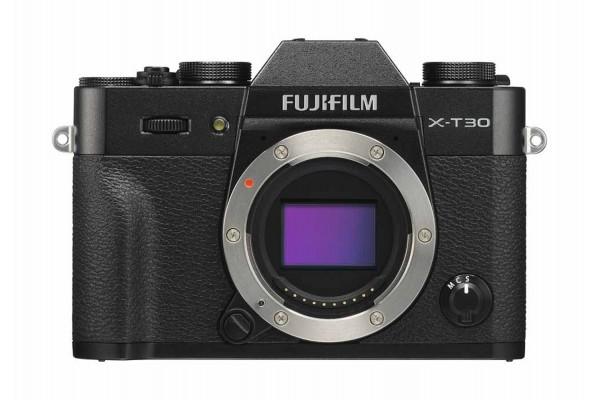 Fujifilm X-T30 Kamerahus Sort