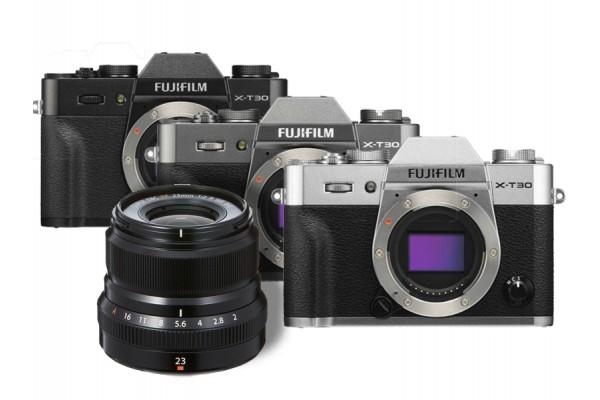 Fujifilm X-T30 Body + xf 23mm f/2.0