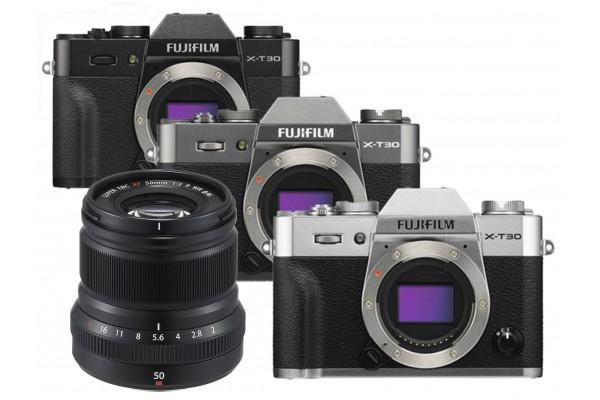 Fujifilm X-T30 Body + xf 50mm f/2.0