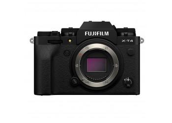 Fujifilm X-T4 Kamerahus Sort