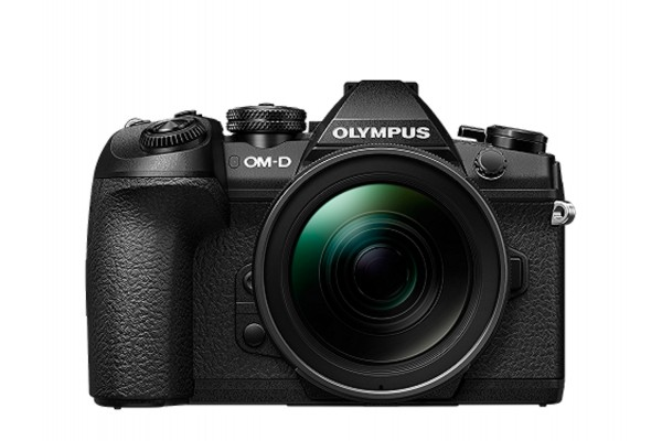 Olympus E-M1II Double Zoom Kit PRO Sort