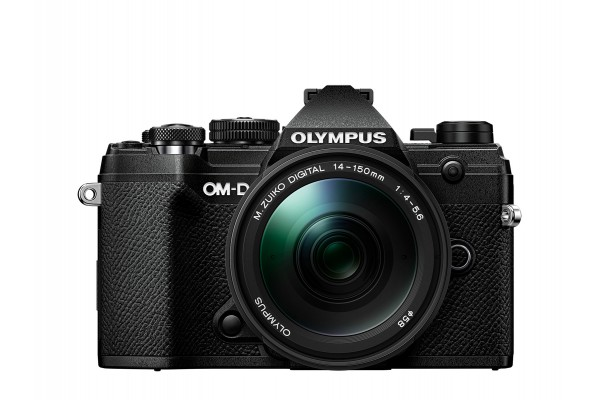 Olympus E-M5 mk. III 14-150mm Kit Sort