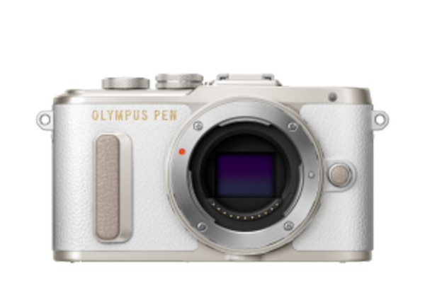 Olympus E-PL9 Kamerahus Hvid