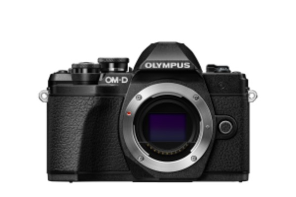 Olympus E-M10III Kamerahus Sort
