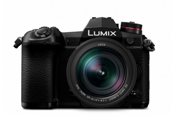 Panasonic Lumix G9 + 12-60mm f/2.8-4 OIS kun 1 stk
