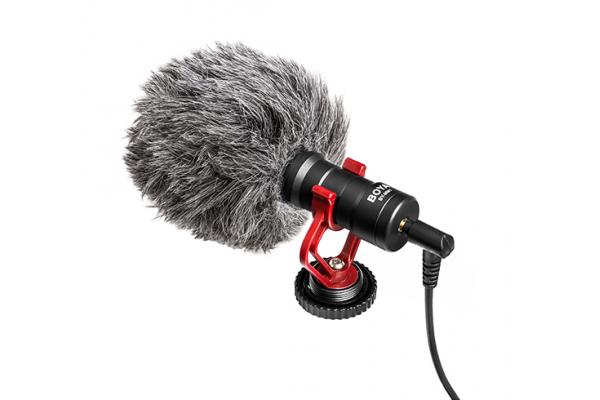 Boya BY-MM1 Kamera mikrofon