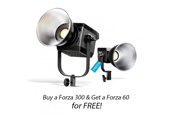 Nanlite Forza 300 + Forza 60 Kit