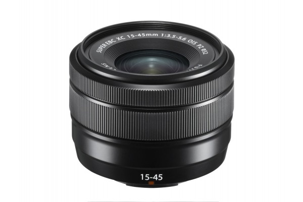 Fujinon XC15-45mm f/3,5-5,6 OIS PZ Sort