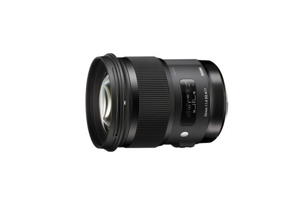 SIGMA AF 50mm f/1,4 DG Sony A-mount