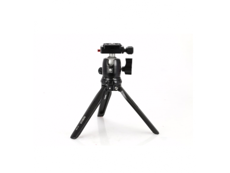 Sirui 3T-15 Table Tripod med Kuglehoved Sort