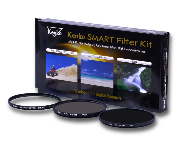 Kenko Smart Filter Kit Ø52mm