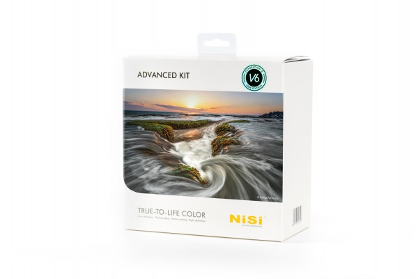 NiSi Advanced Kit III 100mm System V6
