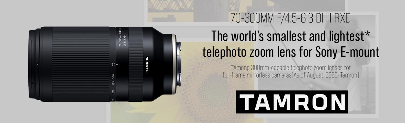 Tamron 70-300 Sony FE